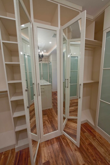 Photos From Several Different Projects Contemporary Closet