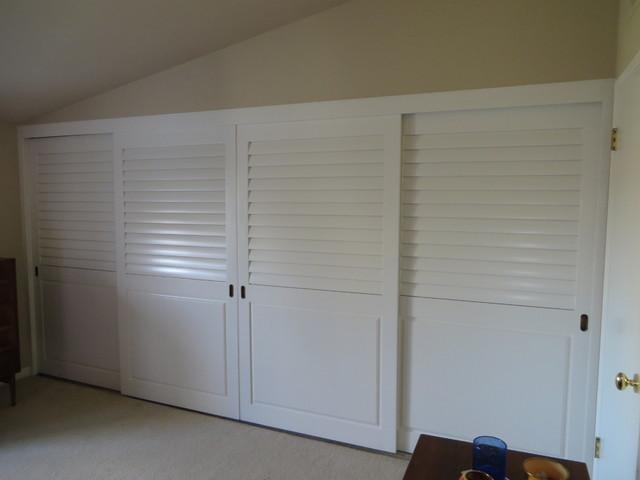 ... Plantation Shutter Closet Doors Plantation Shutters Closet Doors ...