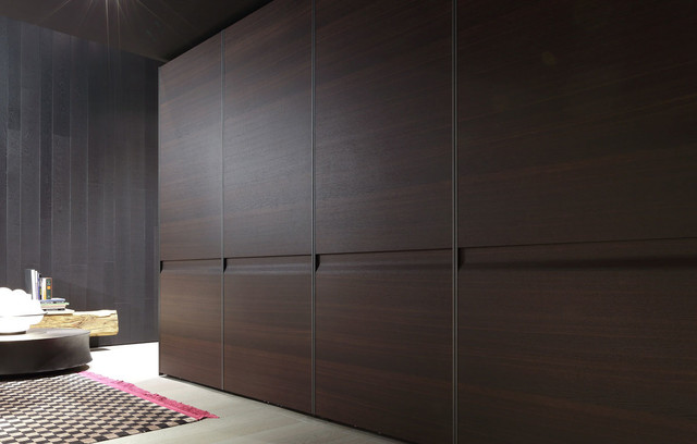 Poliform Capri Wardrobe Contemporary Closet Other