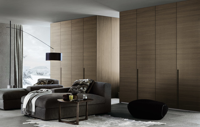 Poliform Madison Wardrobe Contemporary Closet Other Metro on poliform kitchens