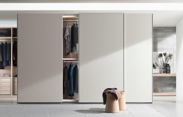 Poliform New Entry Wardrobe Contemporary Closet