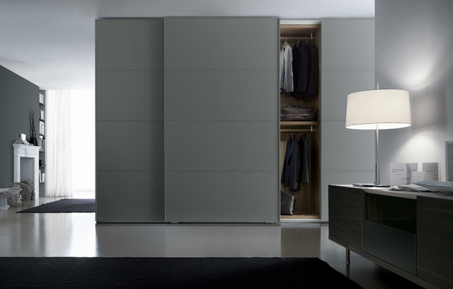 Poliform One Wardrobe Contemporary Closet Other