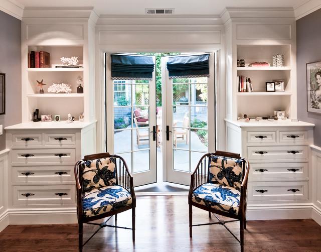 Portfolio of Work traditional-closet
