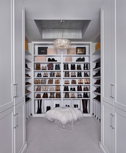 Houzz 39 s 10 most popular closets for 2016 for Studio closet design