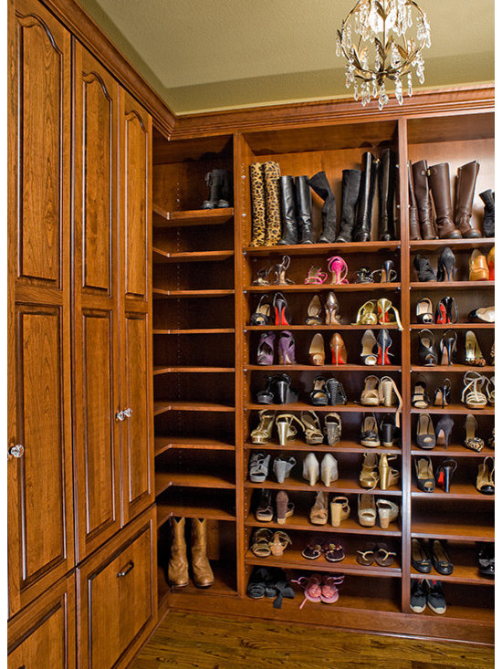 Shoe Shelves Design Ideas, Pictures, Remodel, and Decor