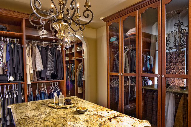 Ramos Design Build Corporation - Tampa mediterranean-closet