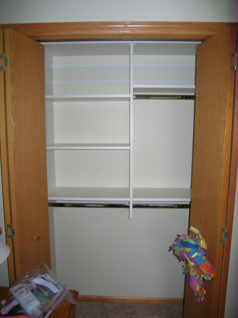 Reach In Bedroom Closets Contemporary Closet Minneapolis By Closet Logic