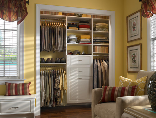 Small Closets Tips And Tricks Queen Bee Of Honey Dos