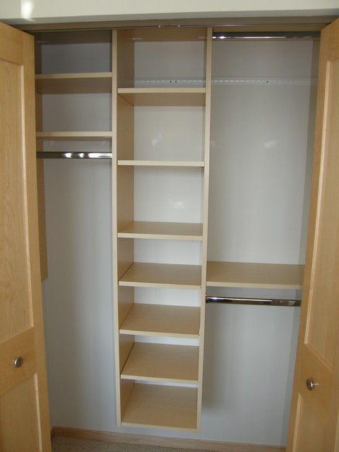 Reach In Closets Traditional Closet Minneapolis By