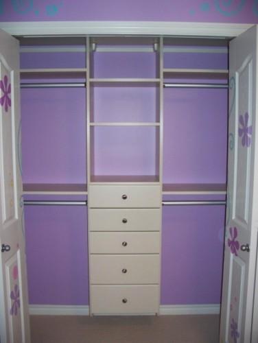 Reach In Closets Closet