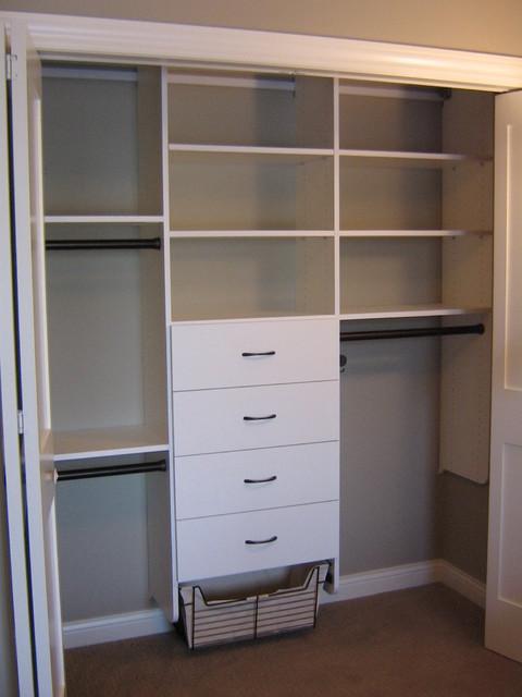 Example Of A Closet Design In Minneapolis