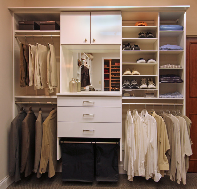 reach in closets contemporary closet st louis by newspace