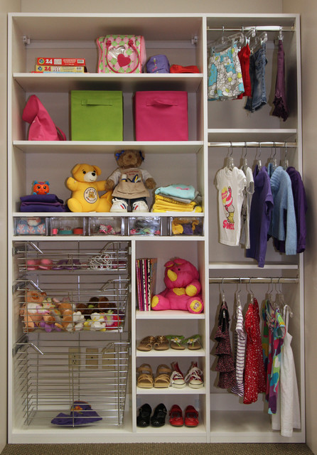 Reach In Closets Contemporary Closet St Louis By