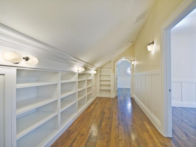 Reclaimed Designworks Traditional Closet Denver By