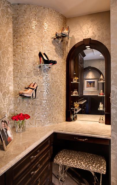 Traditional Closet by Renaissance Design & Renovation