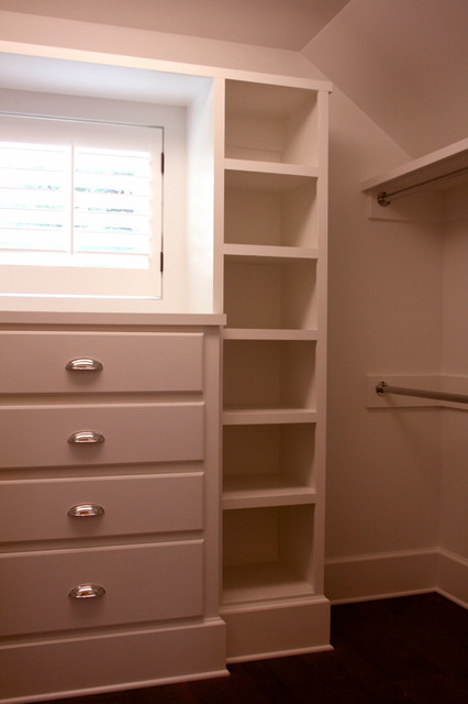 RJ Elder Design traditional-closet