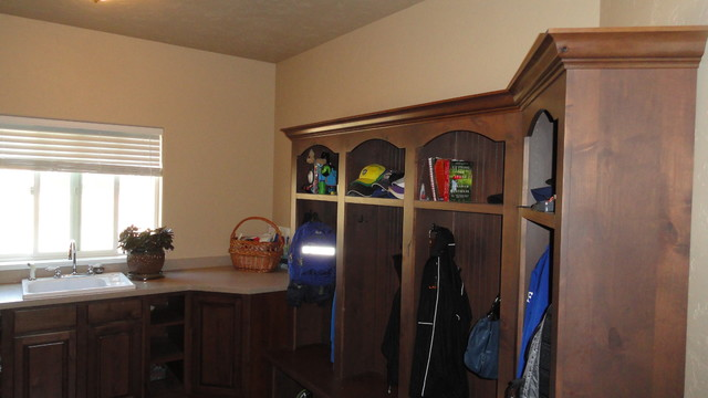 Rocky Mountain Bungalow = 4,545 sq ft traditional-closet