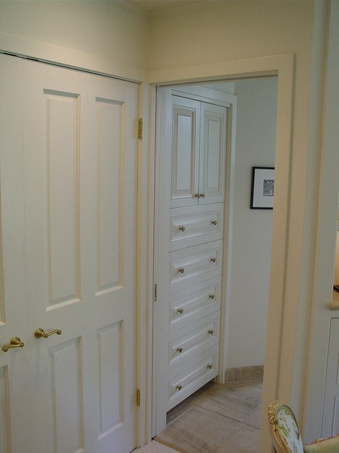 Ross Master Suite Remodel traditional-closet
