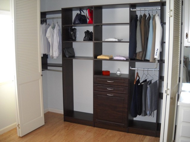 RubberMaid Closet Systems   Traditional   Closet   San Diego ...
