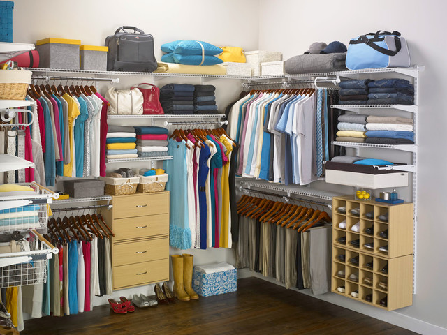 Rubbermaid HomeFree Closet - Closet - by Rubbermaid
