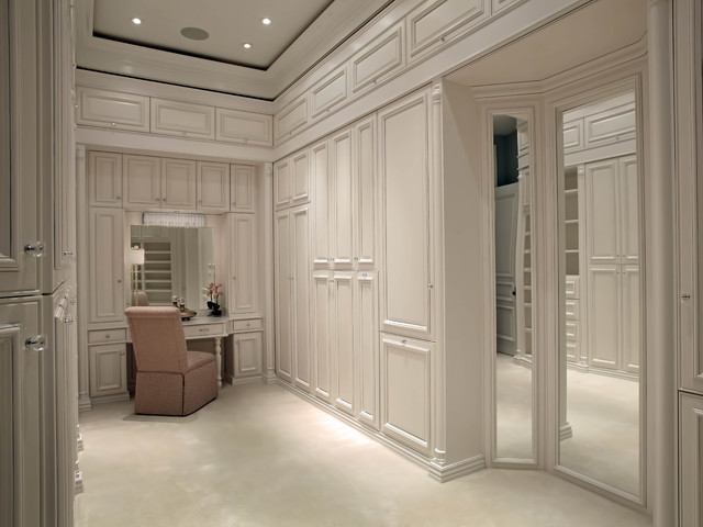 Ruffino Cabinetry - Traditional - Closet - Other - by Ruffino ...