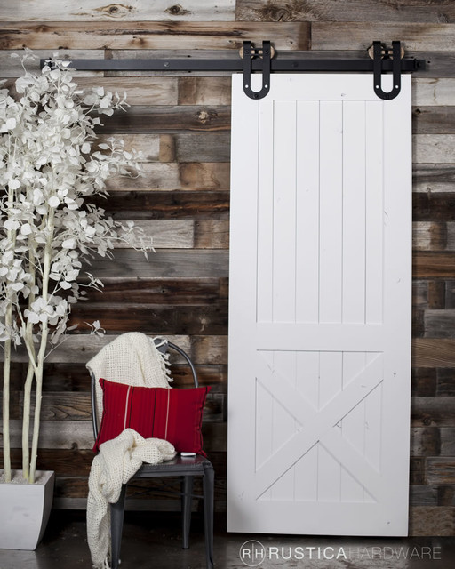 Half X Barn Door Rustic Closet Salt Lake City By Rustica