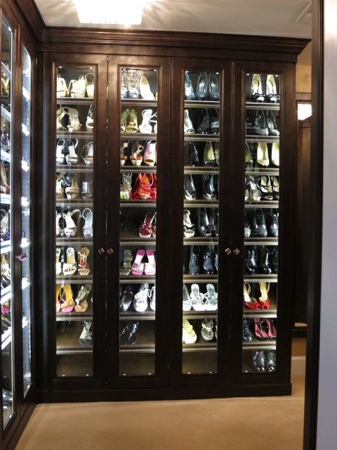 Sable Glow Closets Traditional Closet Dc Metro By