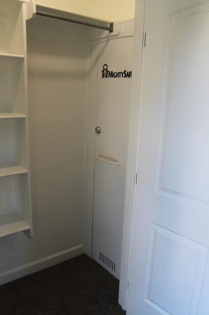 Safe Room Design: Safe Room In Closet