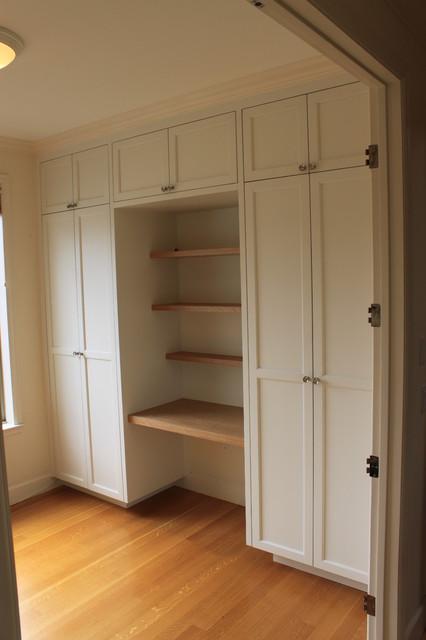 San Francisco Office and closet solution modern-closet