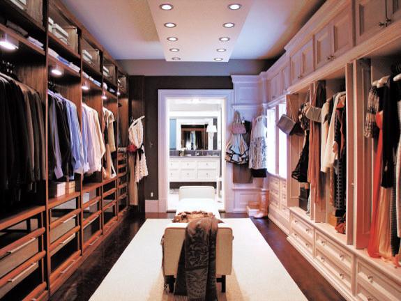 Sex And The City 2 Closet Traditional Closet New York By Marks Frantz Interior Design