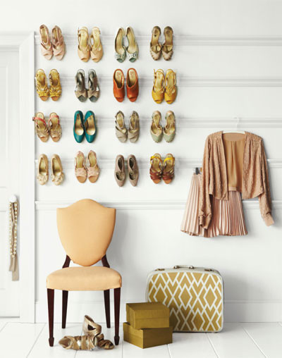 Shoe Storage Ideas That Look Nothing Like A Pile At The