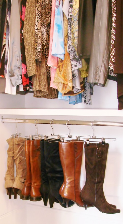Tall Boots Are Notoriously Difficult To Store, As They Can Get Bent And  Crumpled When Shoehorned Into A Box Or The Bottom Of A Wardrobe.