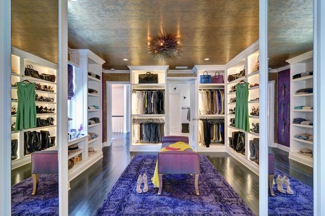 Sierra Alta contemporary-closet