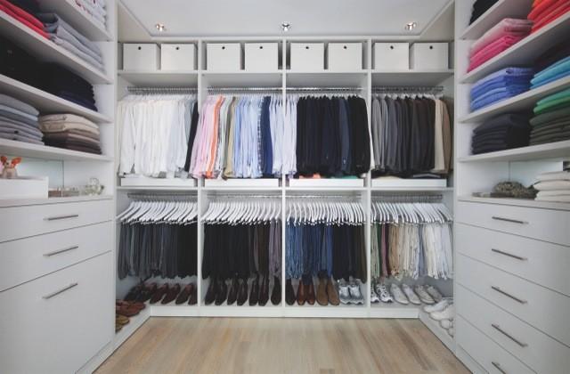 California Closets Design contemporary-closet