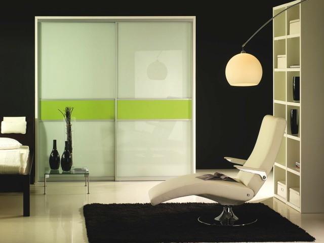 Sliding Door Systems - Modern - Förvaring & garderob - toronto - av ...