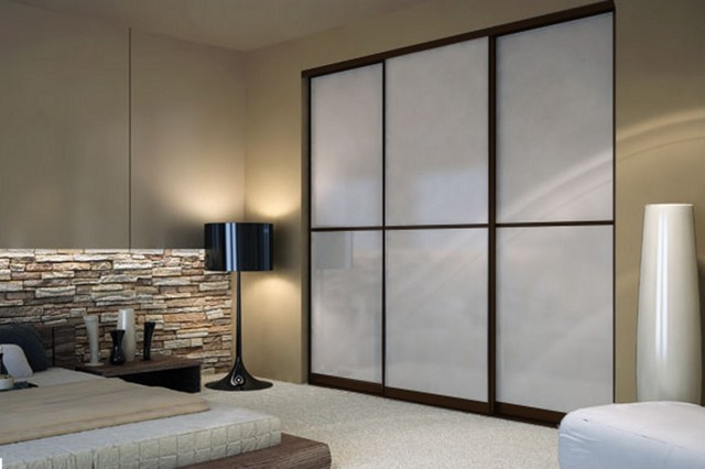 Awesome Sliding Door Systems Modern Closet