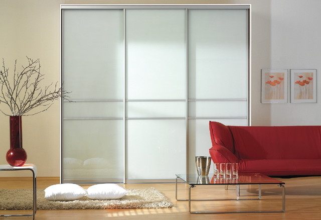 Sliding Door Systems - Modern - Closet - toronto - by Space Solutions.ca