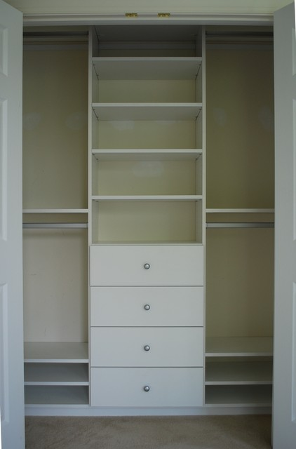 Small Closet Baltimore By California Closets Maryland