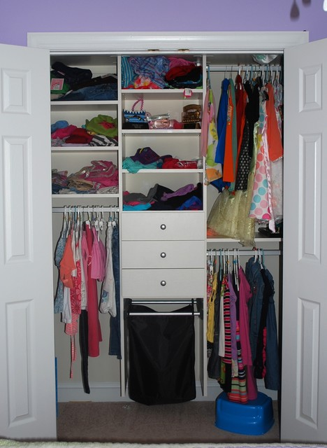 pictures of small closets 2
