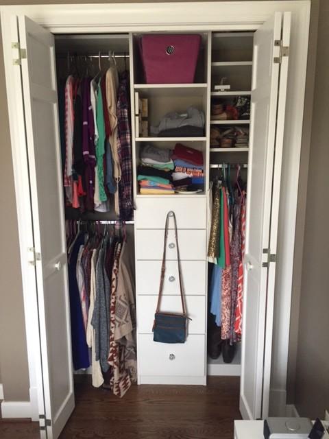 Small Reach In Closets