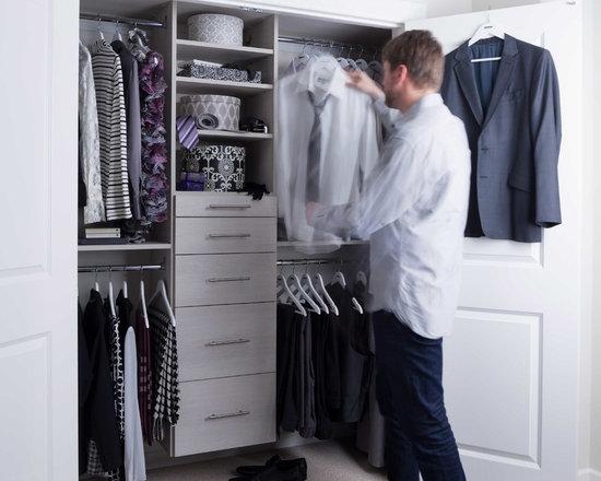 SmartLine Closet System -