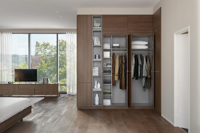 Soho Built In Wardrobe Modern Closet