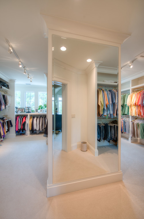 Decorating A Home With Floor Length Mirrors
