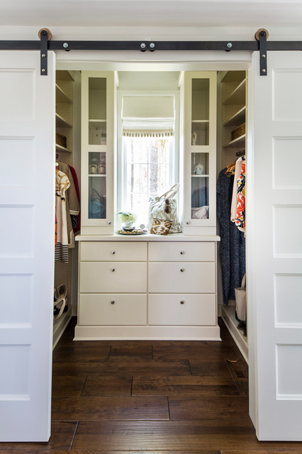 Farmhouse Closet By Southern Living