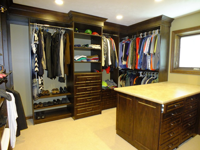 Spacious closet with ample storage closet for Ample storage