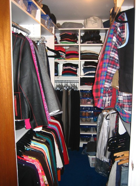 Stephanie Bonini California Closets contemporary closet