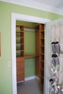 Stephanie California Closets