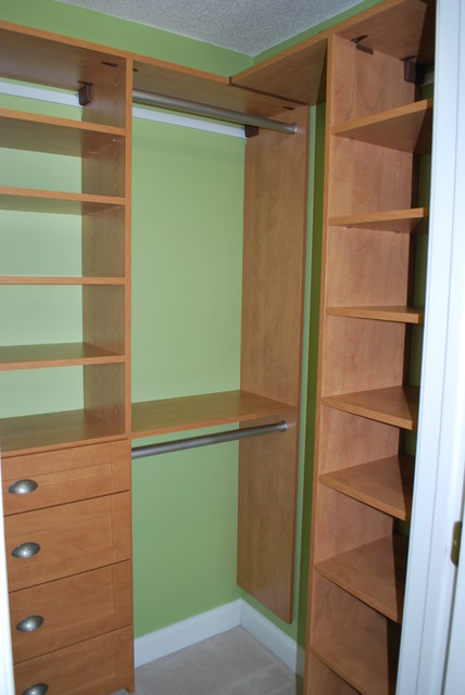 Stephanie California Closets Contemporary Closet