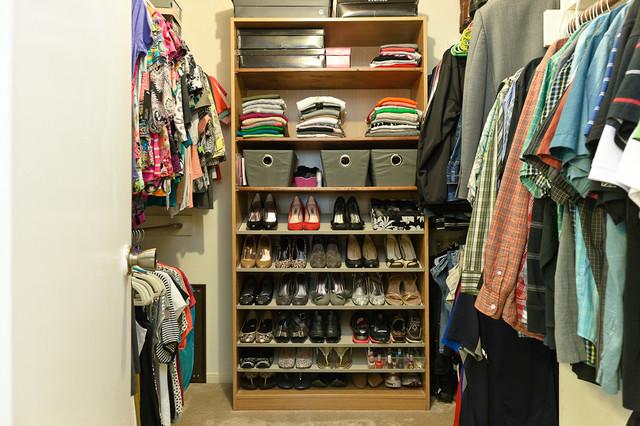 Steve Kinne - 1031 Powder River traditional-closet