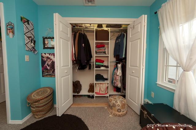 Storage Spaces - Custom closet